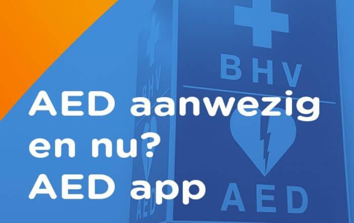 AED app