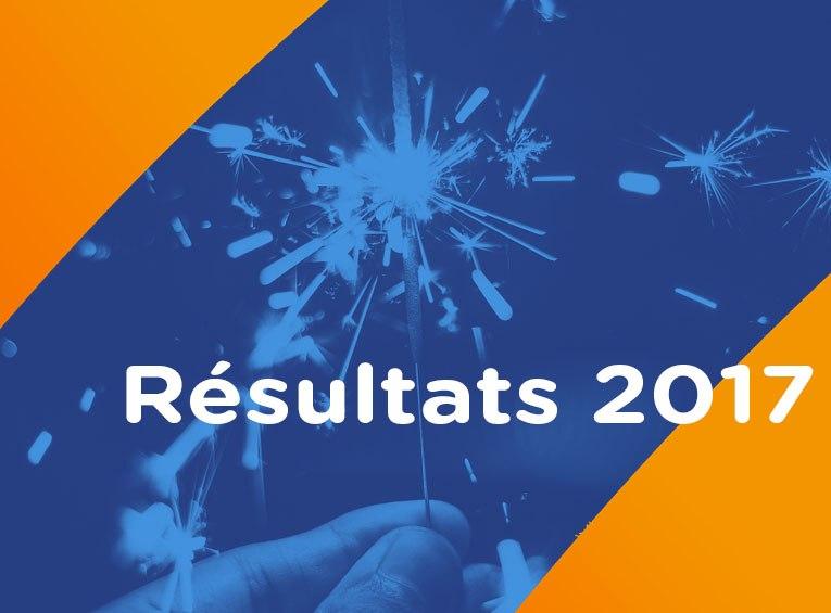 Résultats 2017