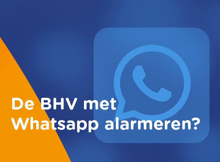 BHV whatsapp