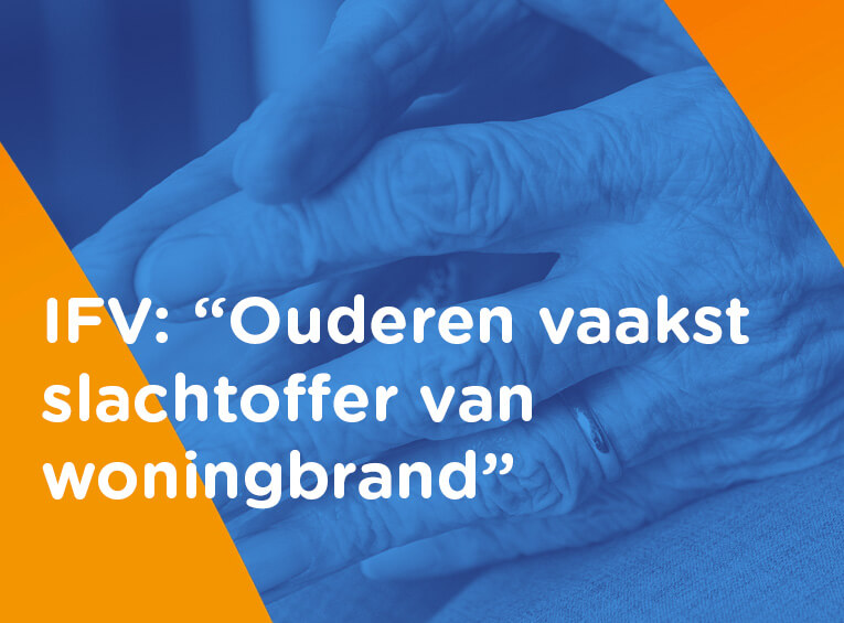 IFV ouderen woningbrand