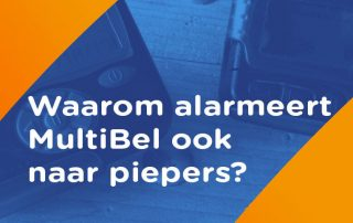 MultiBel met pieper