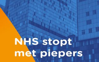 NHS stopt pager