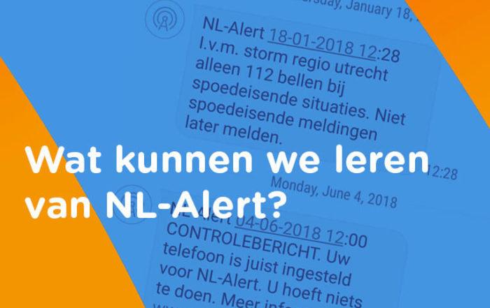 leren van NL Alert