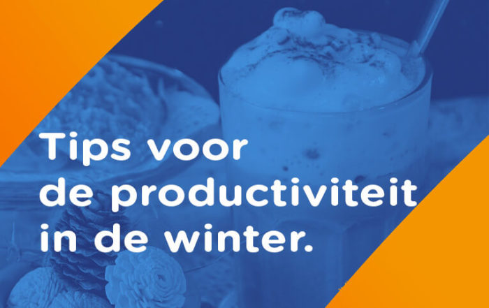 Productiviteit winter
