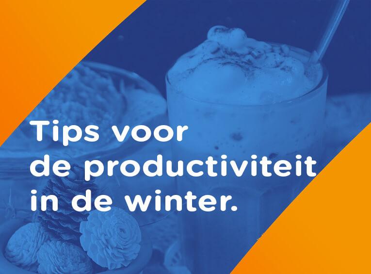 Productiviteit winter