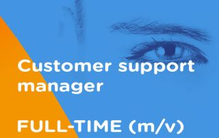 Vacature customer manager