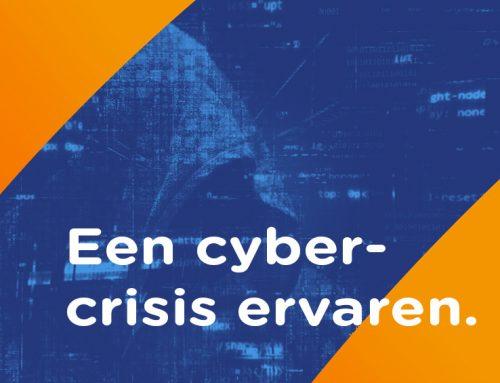 Een cybercrisis ervaren
