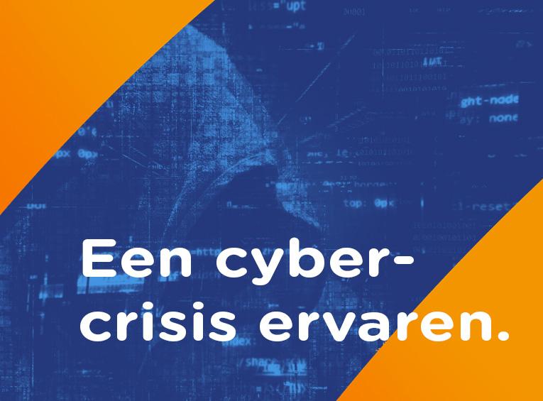 cybercrisis ervaren