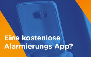 kostenlose Alarmierungs App