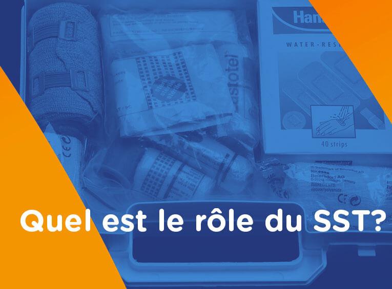 rôle du SST